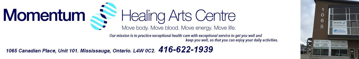 Momentum Healing Arts Mississauga Chiropractor Massage Therapy Acupuncture